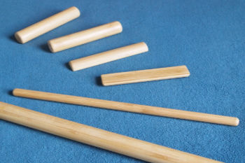 Bamboo sticks thumnail image